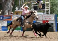 Break Away Roping