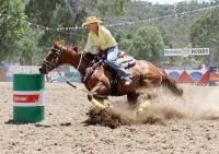 Barrel Race